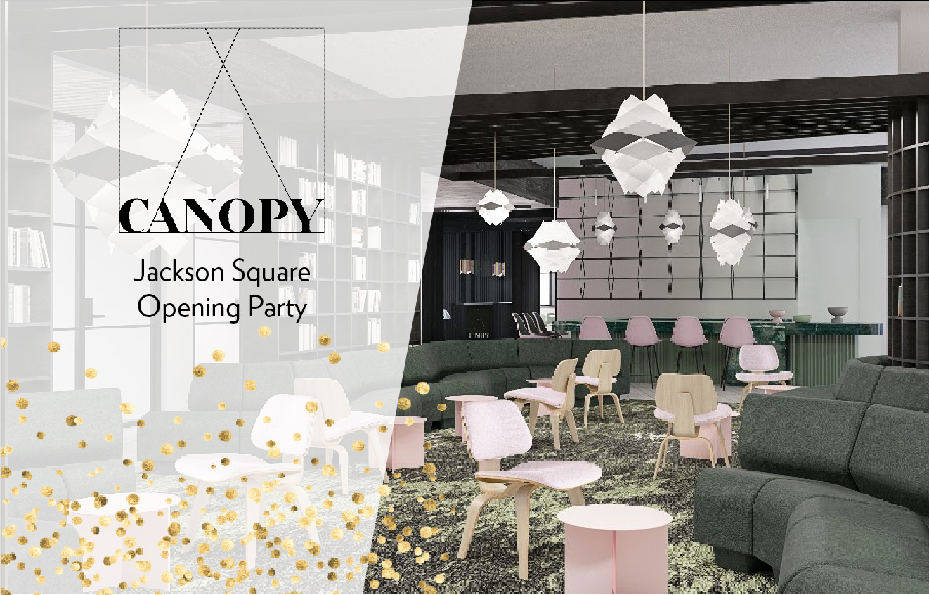 JACKSON SQUARE OPENING PARTY