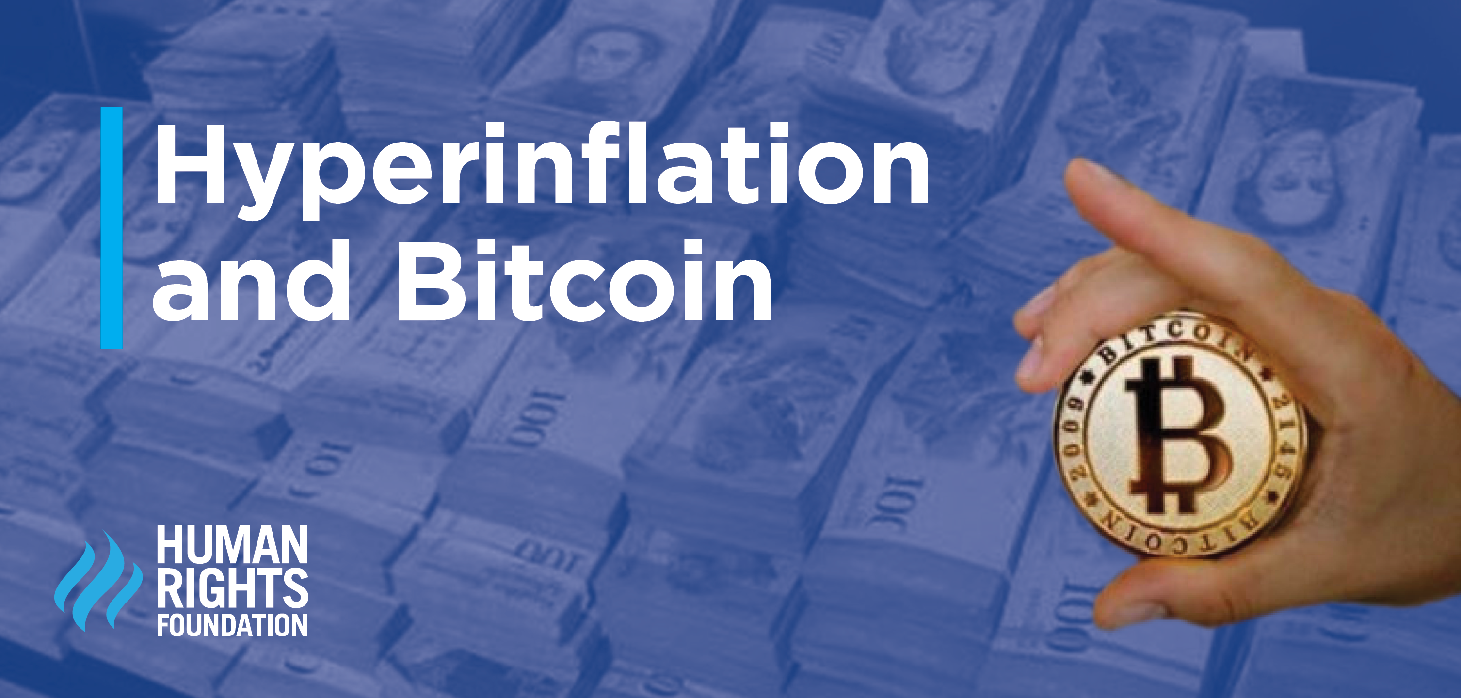 Hyperinflation and Bitcoin