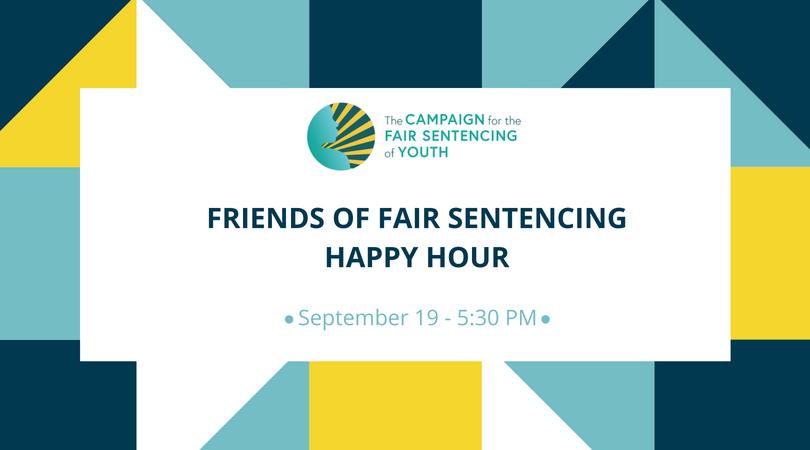 Friends of Fair Sentencing Happy Hour