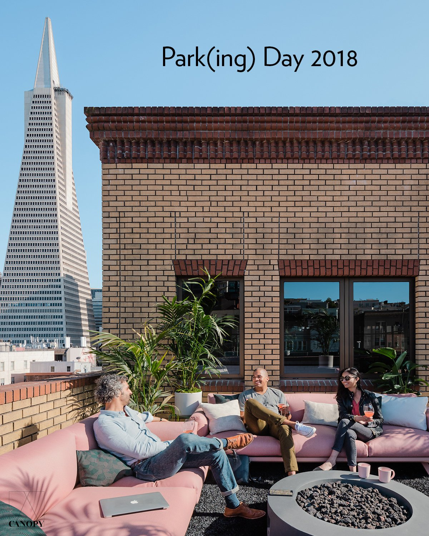 Park(ing) Day 2018