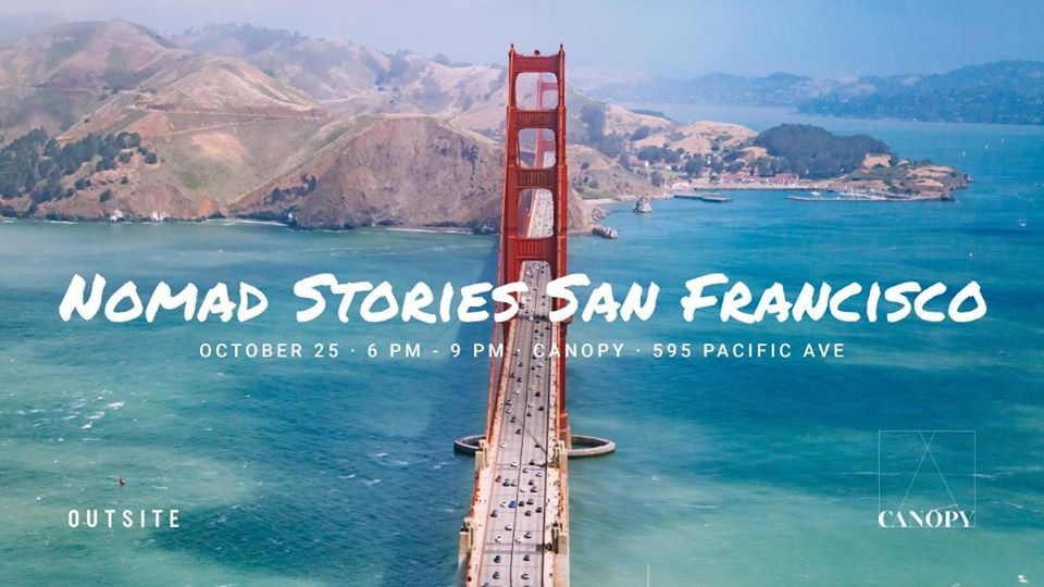 Nomad Stories San Francisco