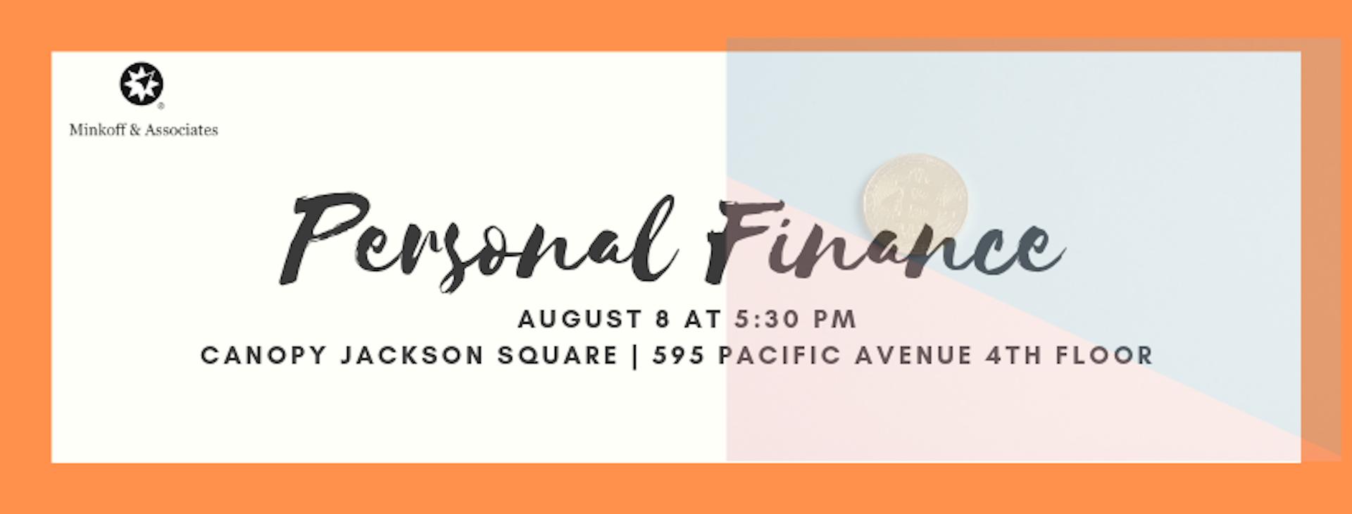 Ameriprise Workshop: Personal Finance