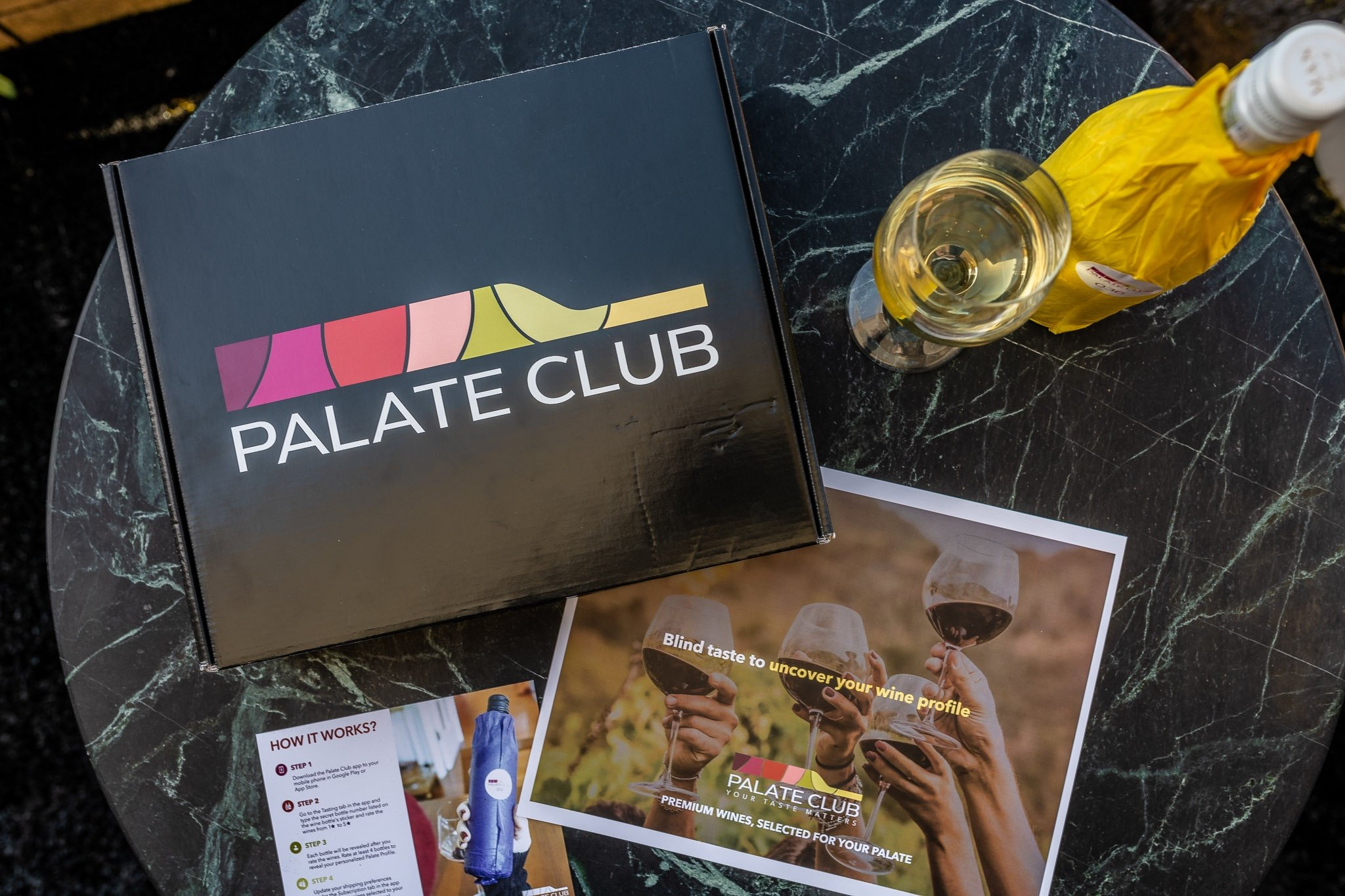 August Palate Club Happy Hour