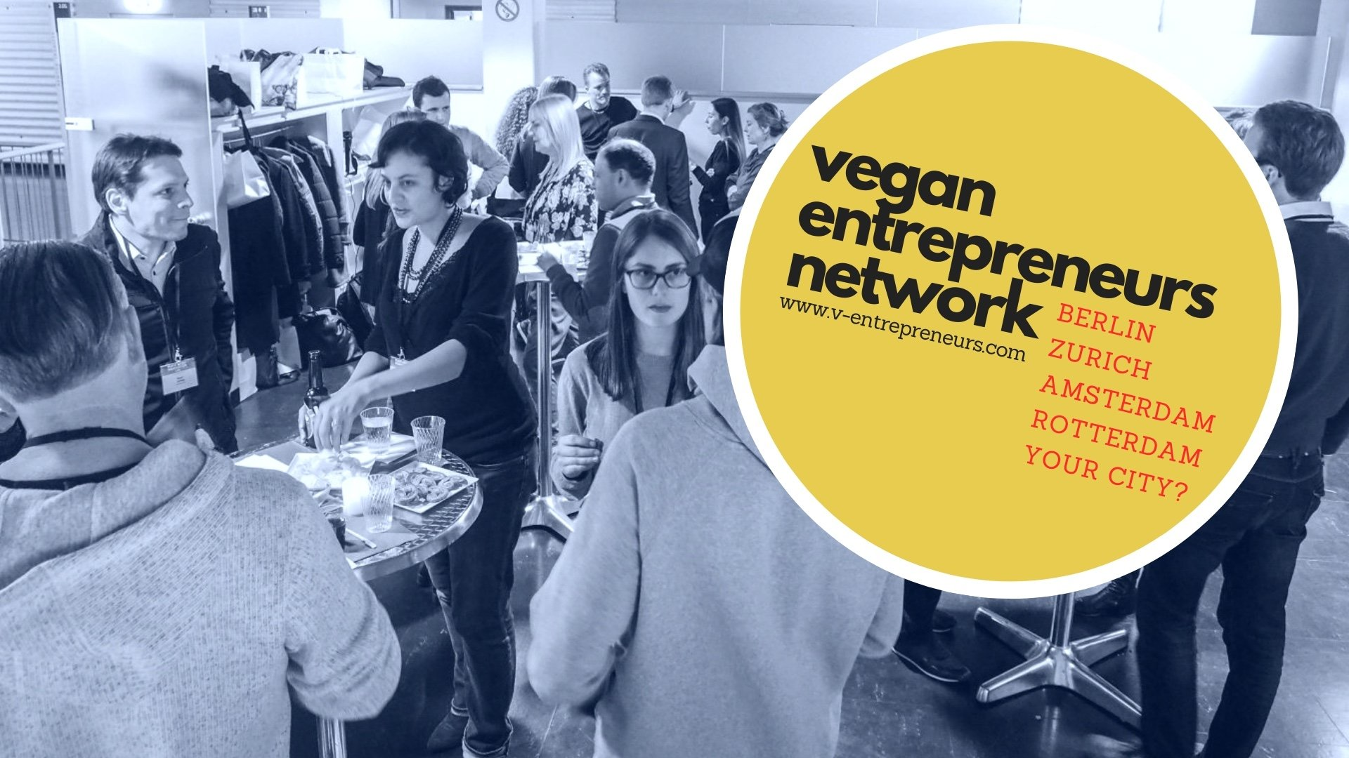Vegan Entrepreneurs San Francisco Launch Event