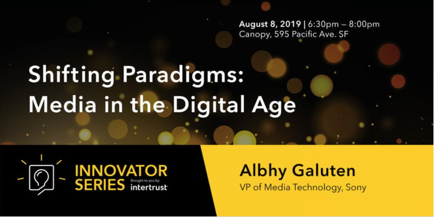 Albhy Galuten Presents: Shifting Paradigms | Media In The Digital Age