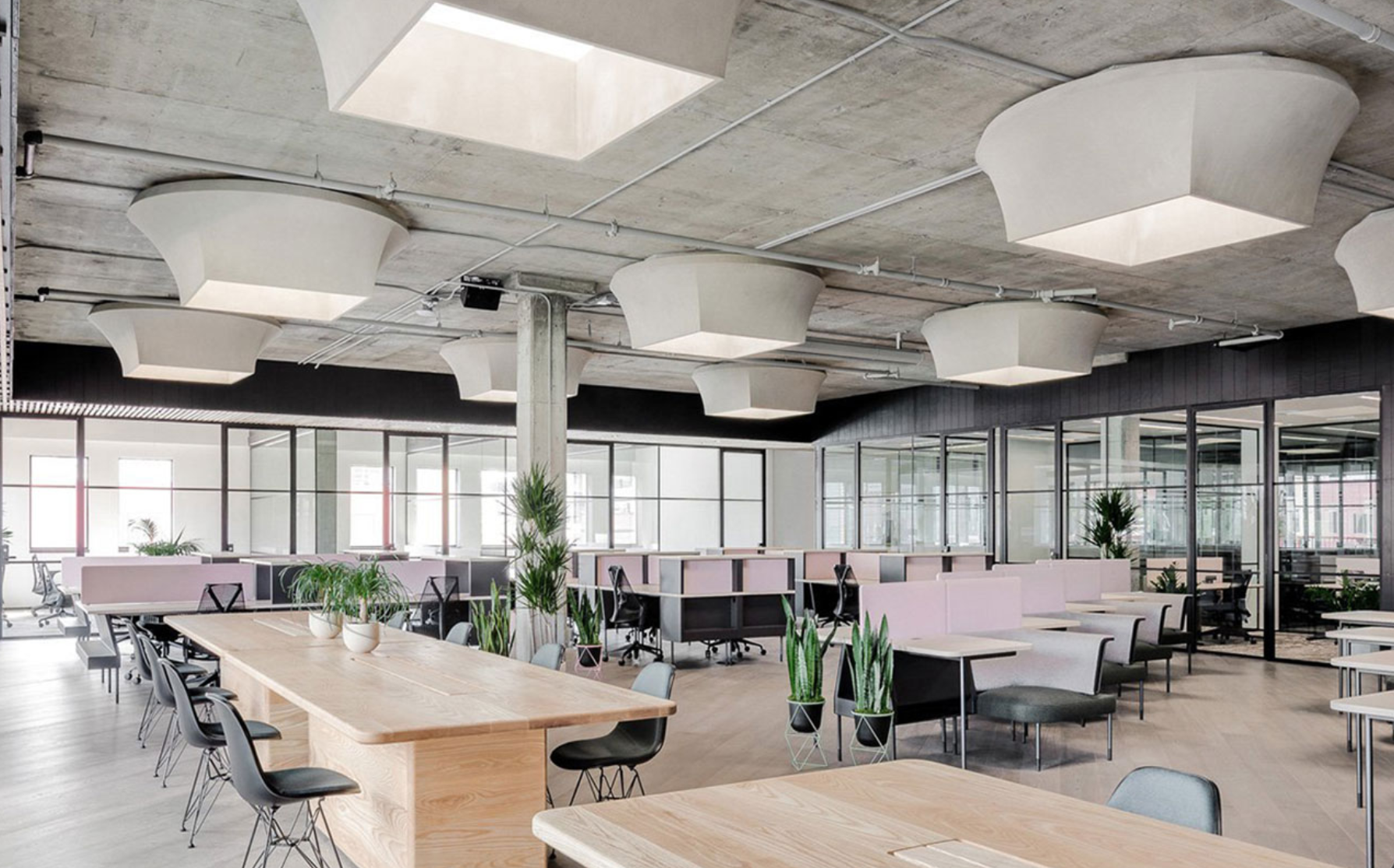 Surface Magazine: Best New Co-Working Spaces of 2019