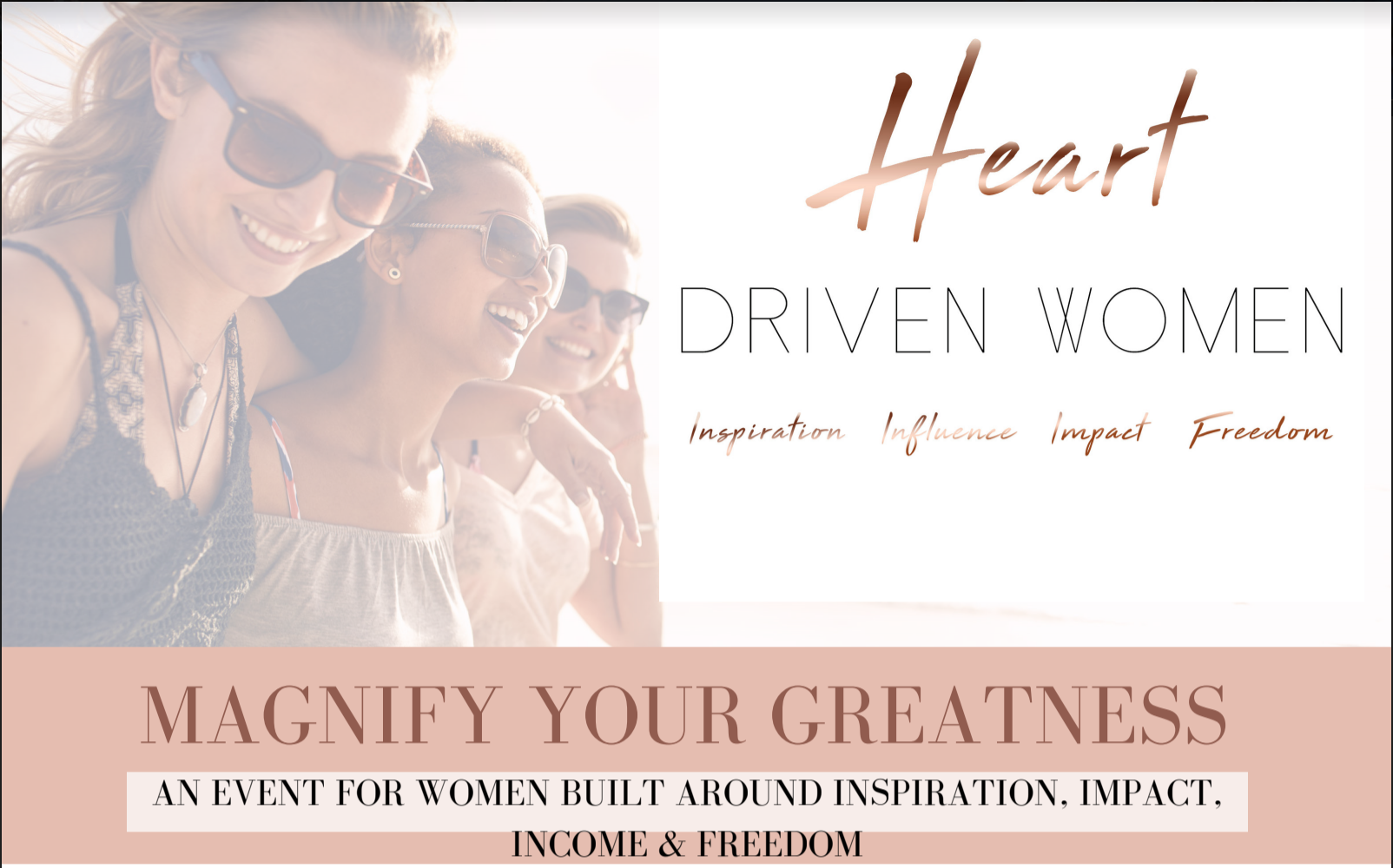Heart Driven Women Gather to Benefit Free a Girl Foundation